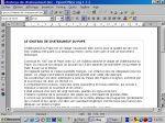 Logiciels gratuits de bureautique a telecharger traitement de texte tableur presentation - Logiciel comme open office ...